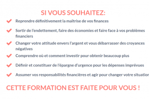 Formation Personal Finances PRO