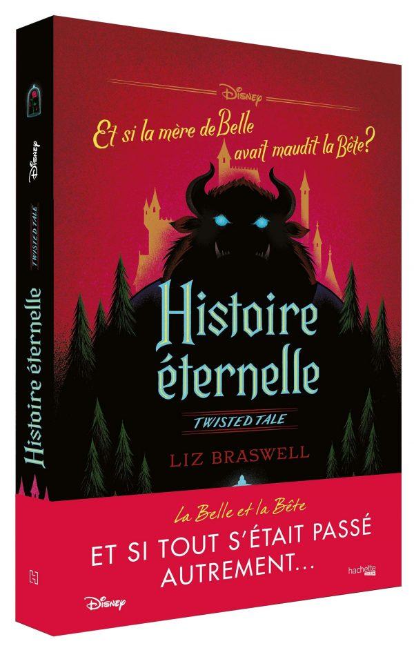 Histoire éternelle: Et si la mère de Belle avait maudit la Bête ?