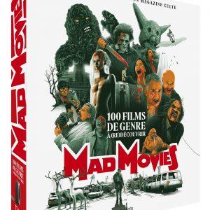 Mad movies - 100 films de genre à (re)découvrir le guide ultra libre d'un magazine culte