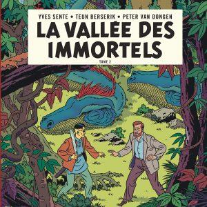 Blake & Mortimer - tome 26 - Vallée des Immortels