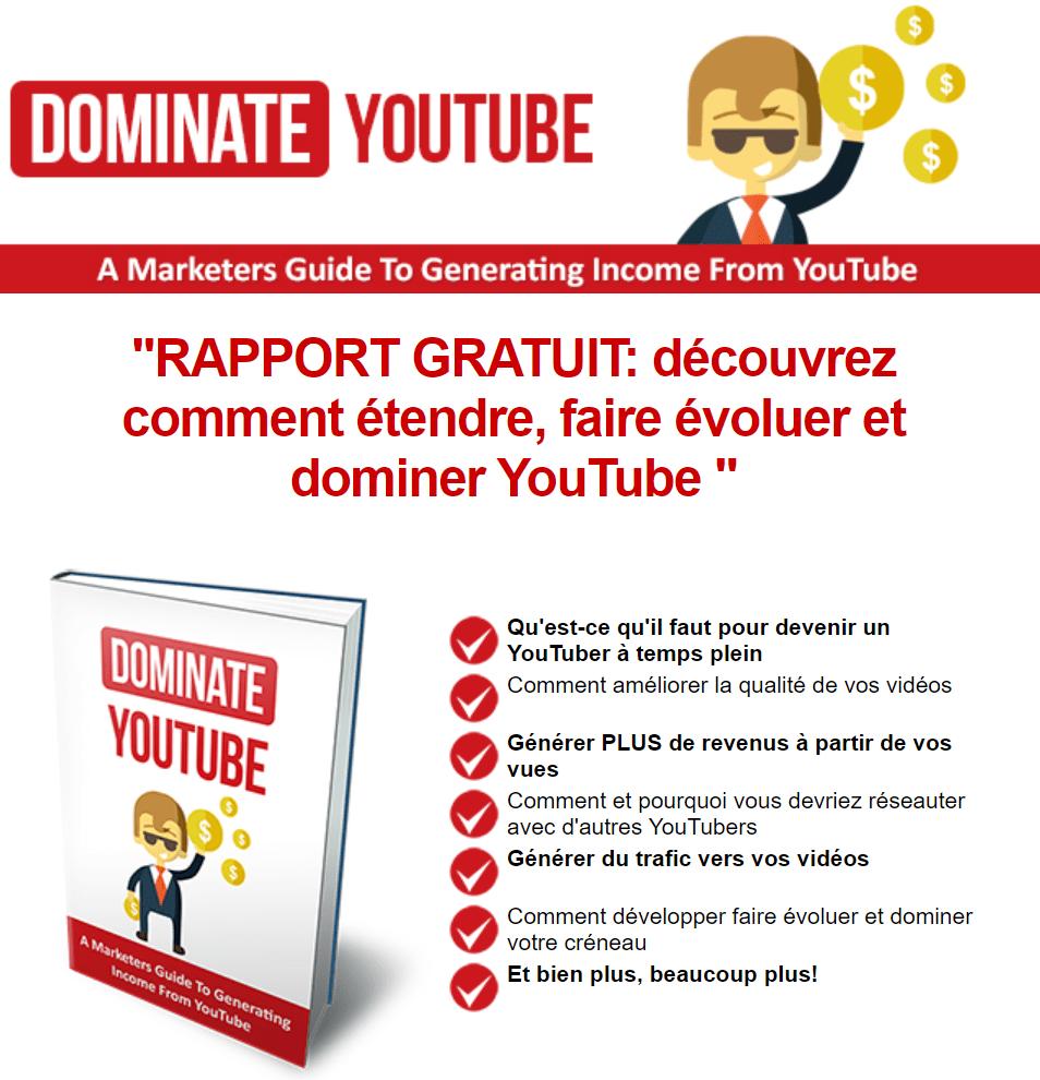 Dominer YouTube