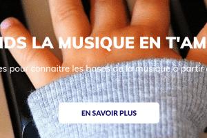 """Jeu """"Mots-Mêlés"""" Musical Pour Enfants"""
