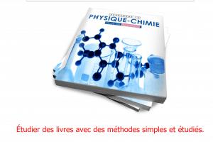 Plus de 70 livres clés de physique - chimie