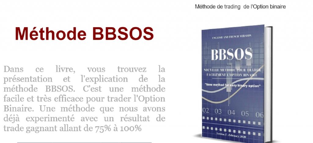 BBSOS : Méthode très efficace sur l'Option Binaire