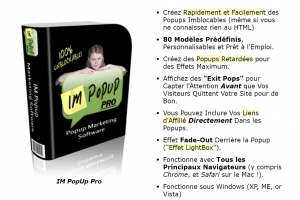 IM Popup Pro