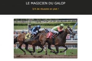 TURF : Le Magicien du GALOP