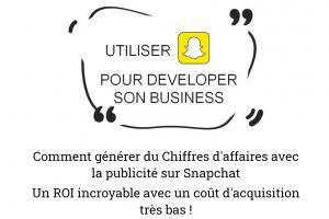 Snapchat Business