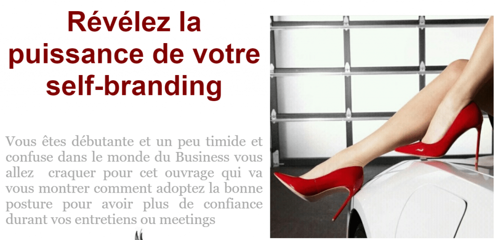 Business women en talons