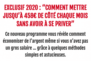 8% Conversion Épargnez sans se priver