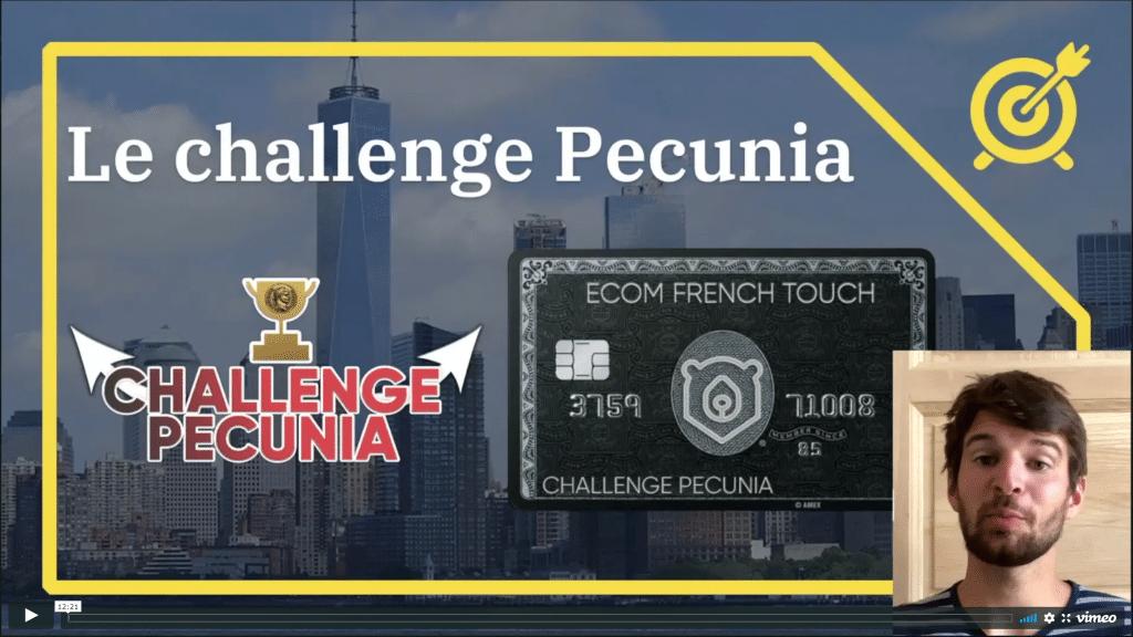 Challenge Pecunia