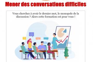 Mener des conversations difficiles