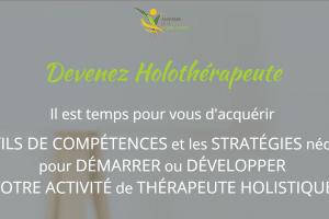 Formation Thérapeute Holistique