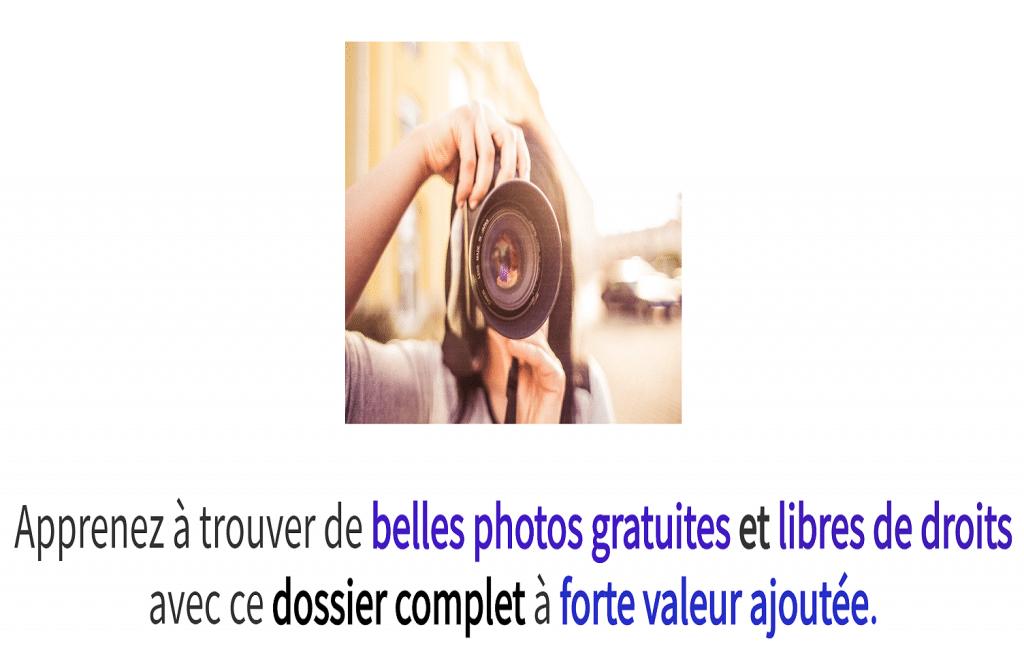 Ebook Guide des Photographies libres de droits