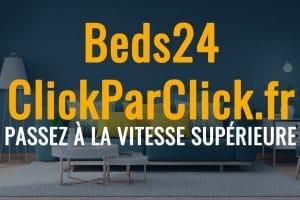 Beds24 ClickParClick
