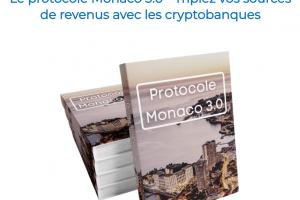 Protocole Monaco: 2467 euros avec les crypto banques