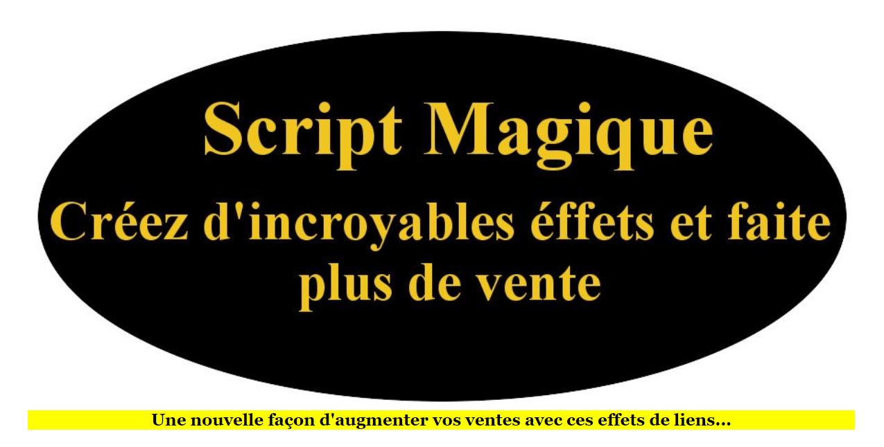 Script Magique