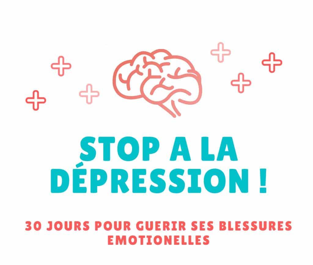 Stop à la dépression !