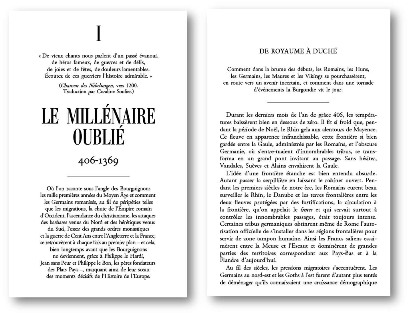 Les Téméraires Quand la Bourgogne défiait l'Europe1