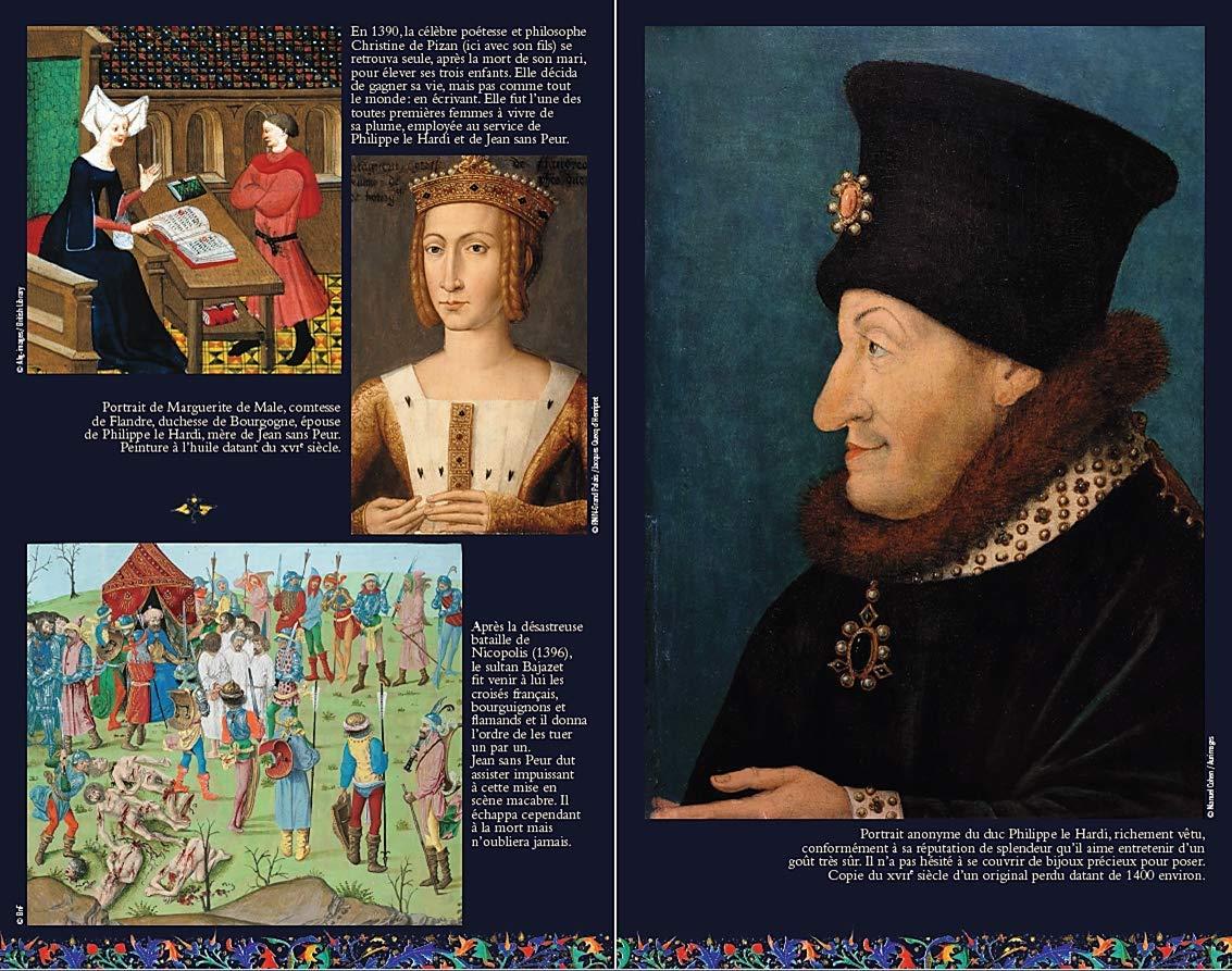 Les Téméraires Quand la Bourgogne défiait l'Europe2