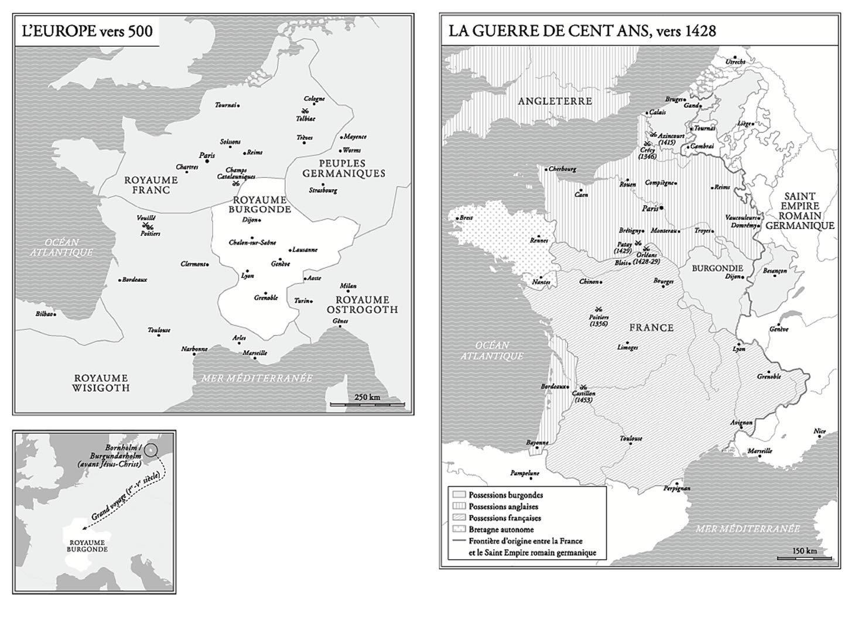 Les Téméraires Quand la Bourgogne défiait l'Europe5