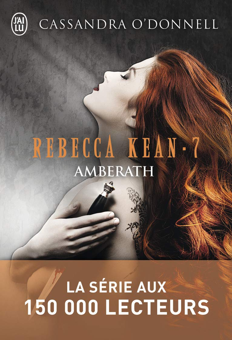 Rebecca Kean, Tome 7 : Akhmaleone