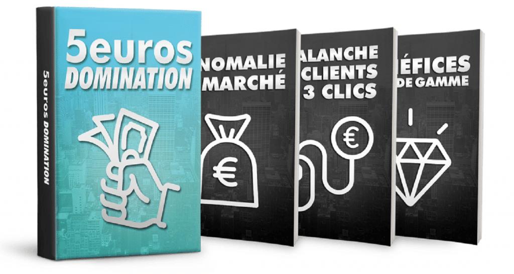 Comment gagner 1000€/mois avec 5euros.com