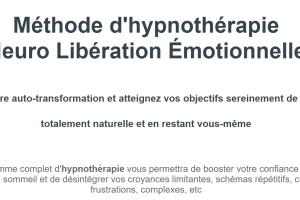 Hypnothérapie Neuro Libération Emotionnelle