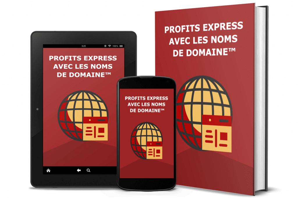Profits Express avec les Noms de Domaine