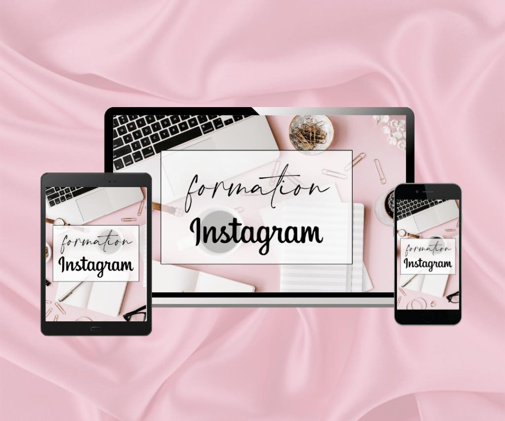 Formation Instagram