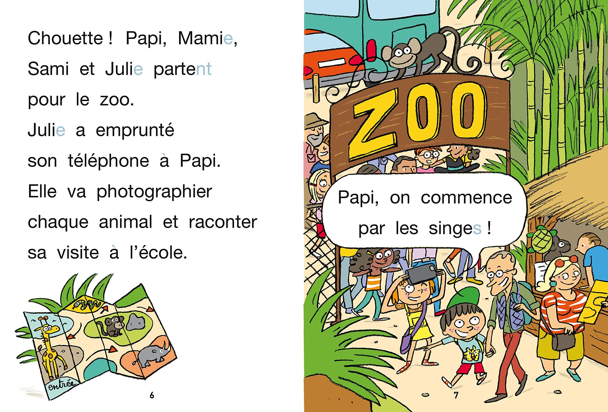 Sami et Julie CP Niveau 2