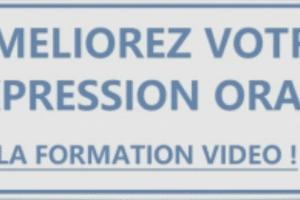"Formation ""Comment améliorer son expression orale"""