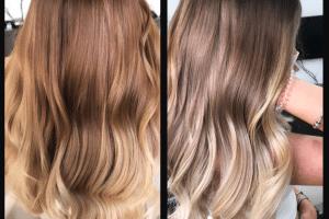 Formation ombre hair fondu