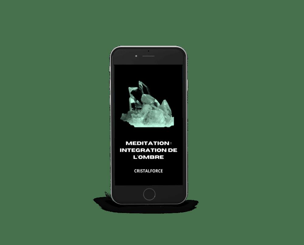 MEDITATION INTEGRATION DE L'OMBRE