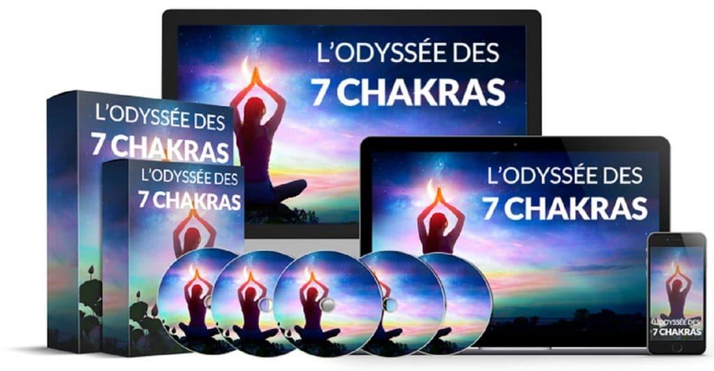 Spiritualité -- L'Odyssée des 7 Chakras