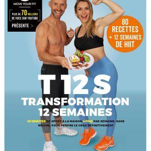 Transformation 12 semaines: 20 minutes de sport à la maison 4 fois par semaine, sans régime !