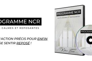 Le Programme NCR - S'endormir grâce aux rituels