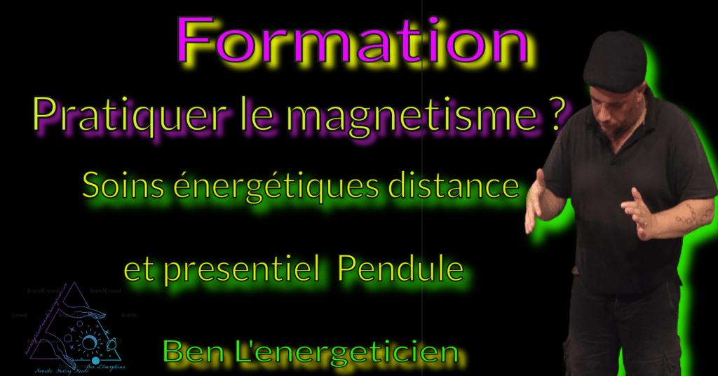 Pratiquer le Magnétisme